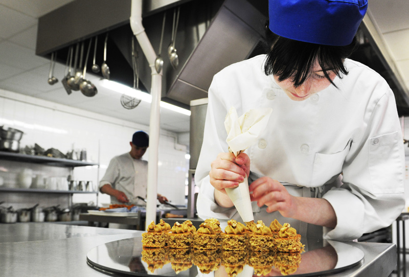 Level 2 Diploma in Professional Cookery and Food & Beverage Service