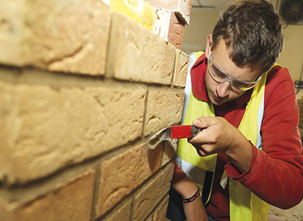 Level 3 Diploma and NVQ in Brickwork