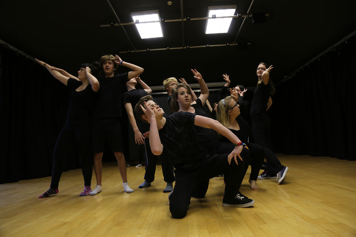 Extended Diploma in Performing Arts Level 3